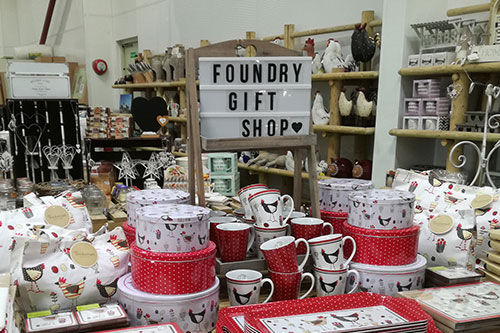 Foundry Gift Shop